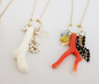 Necklace/coral