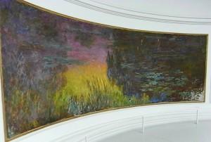 オランジュリー美術館 クロード モネ「睡蓮」