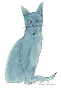 shop邏譚・chatrubis_cat_logo